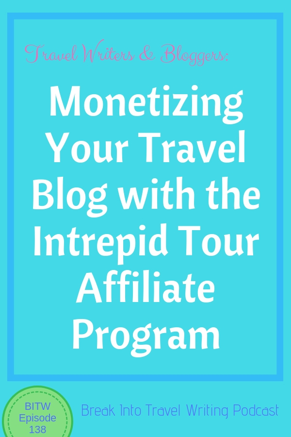 Intrepid Tour Affiliate Program