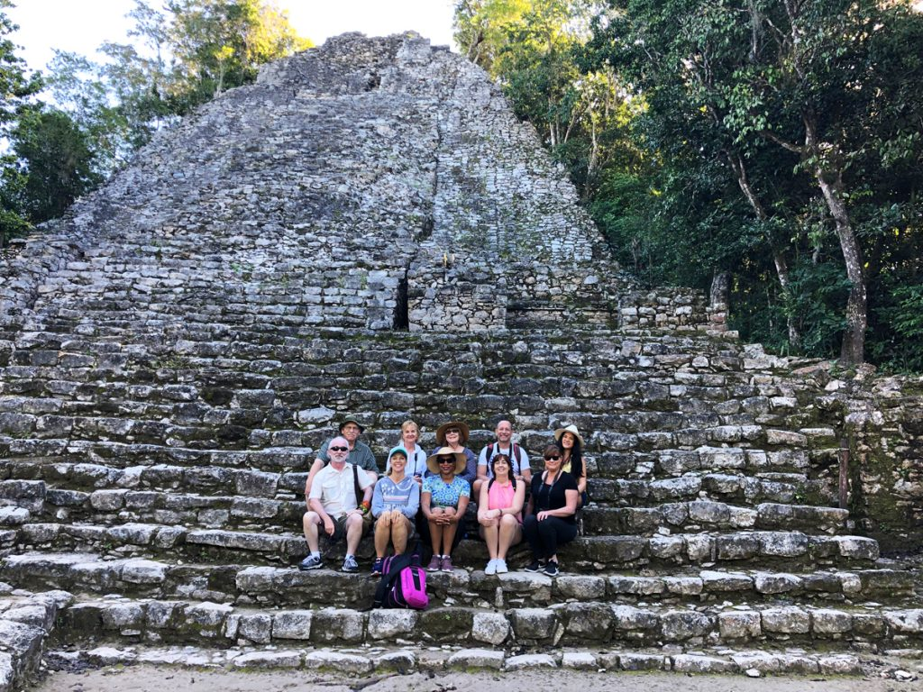 Alltournative tour to Coba ruins