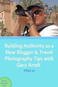 Gary Arndt Travel Photographer
