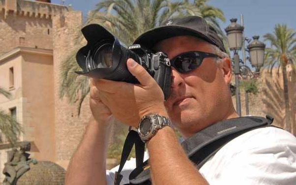 Gary Arndt Travel Photographer
