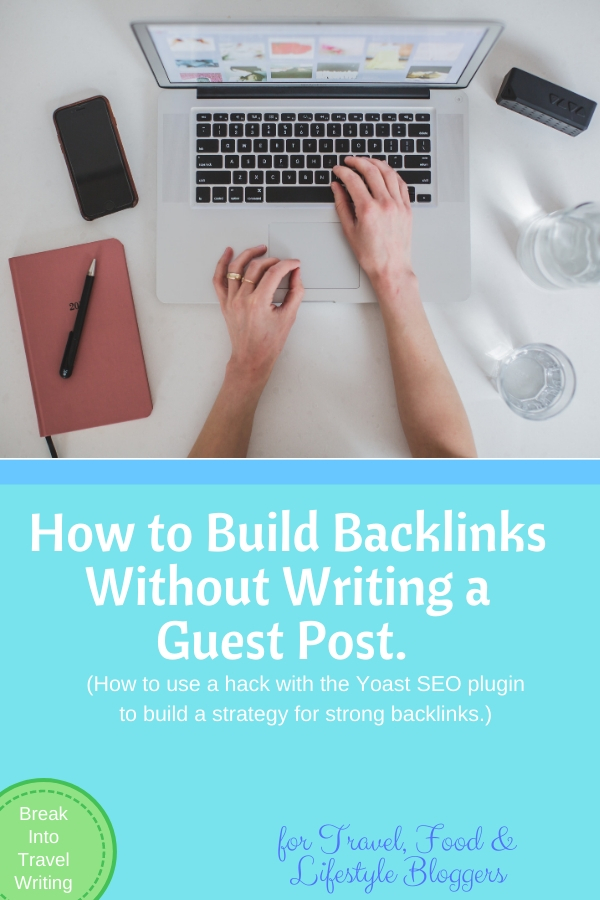 How to use a hack with the Yoast SEO plugin to build a strategy for strong backlinks.