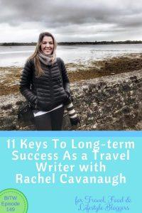 Long-term Success As a Travel Writer