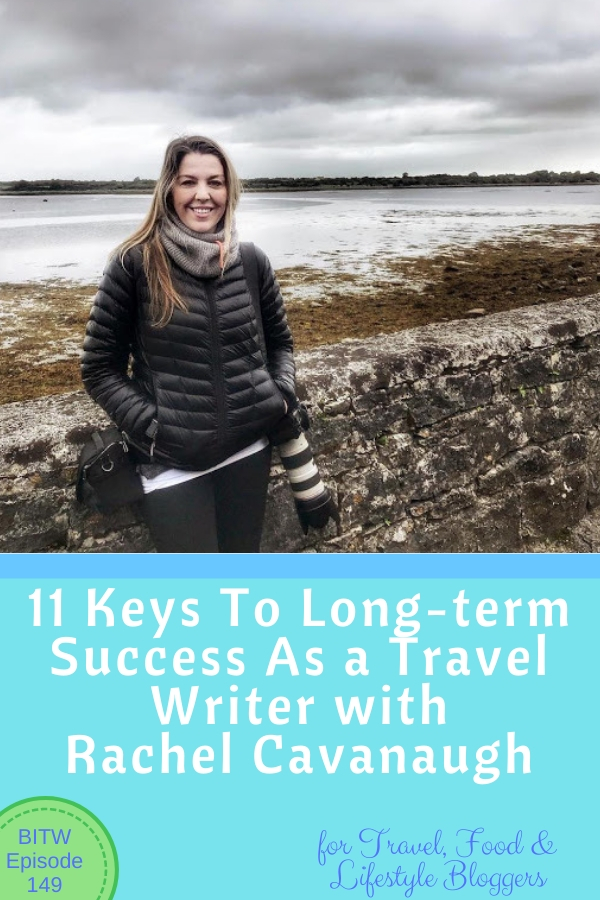 Long-term Success As a Travel Writer