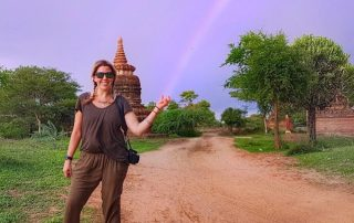 Rachel Cavanaugh travel writer