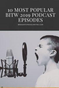 10 Most Popular BITW 2019 Podcast Episodes