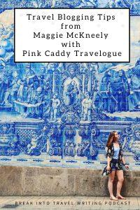 Maggie McKneely Pink Caddy Travelogue blog