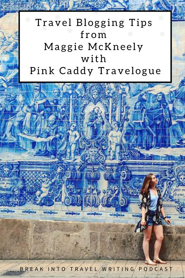 Maggie McKneely Pink Caddy Travelogue blog