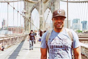 Travel Blogger Jeremiah Pittmon
