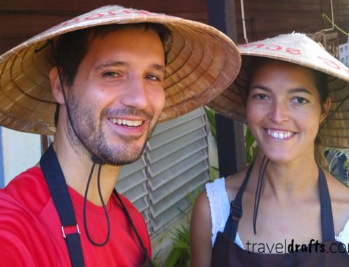 Aspiring Travel Writer of the Week: Jorge and Claudia with Travel Drafts