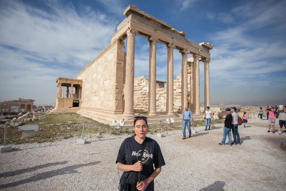 Travel Blogger Lois Strachan