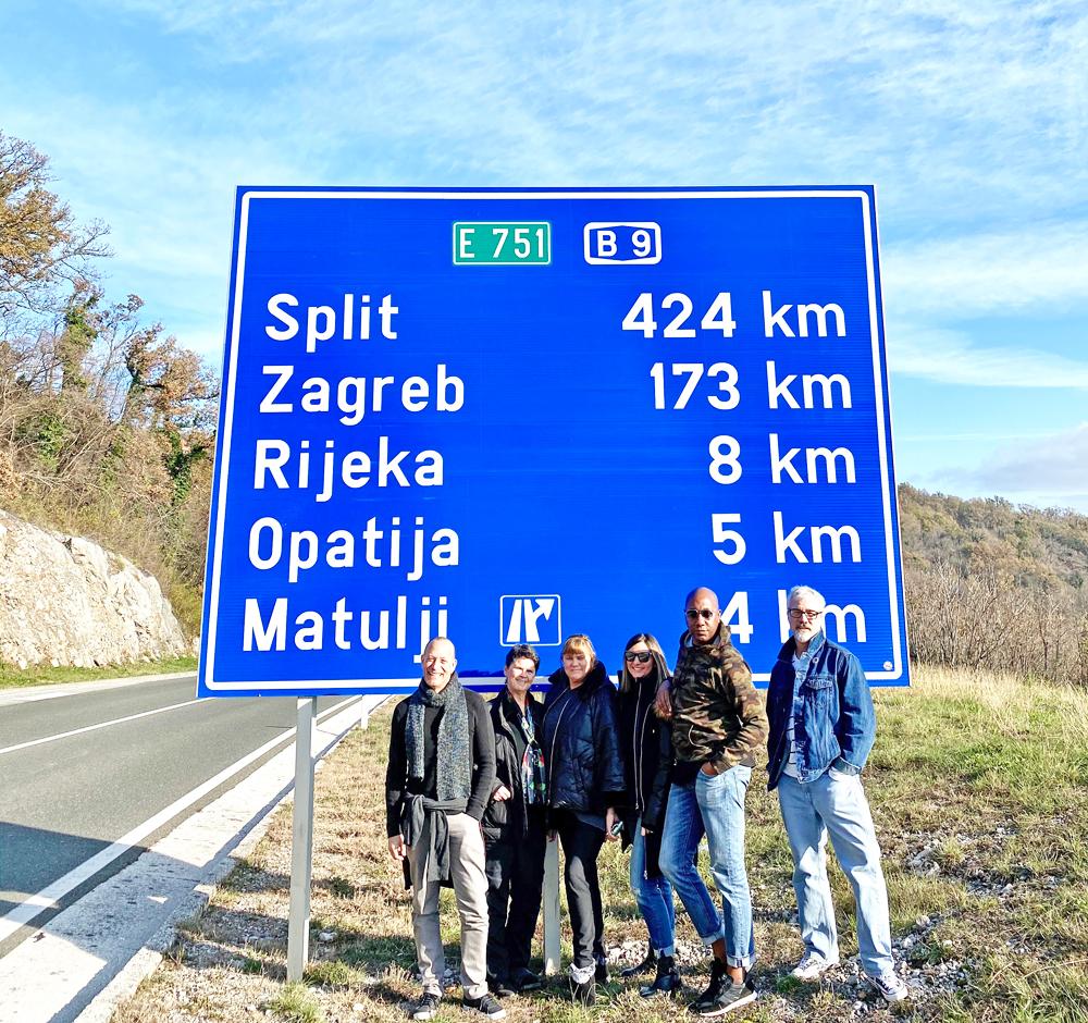 Croatia media trip