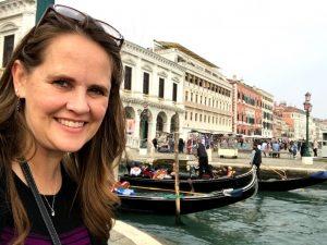 Tanya Shelburne from Traveling Tanya