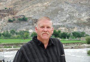 travel writer Bob Bales