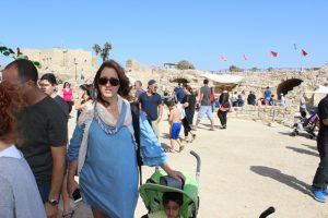 Dana Shemesh: the PR and Communications Director for the Israel Ministry of Tourism