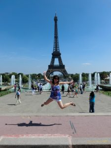 travel blogger Renee Tsang