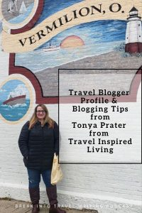 Tonya Prater from Travel Inspired Living