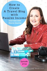 How to Create A Travel Blog with Passive Income