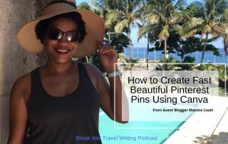 Create Fast Beautiful Pinterest Pins Using Canva