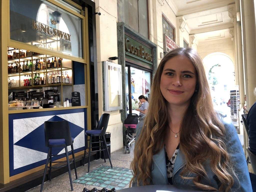 Week: Anita Fosen from Dine Wine Love