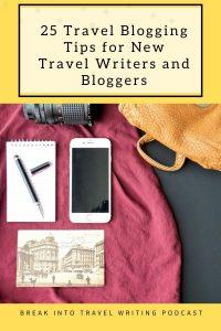 25 Travel Blogging Tips