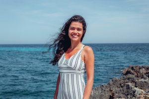 Bruna Venturinelli of I Heart Brazil