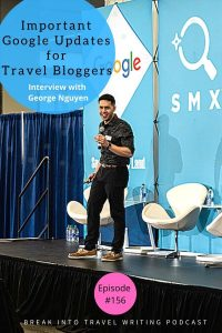 Important Google Updates for Travel Bloggers