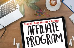 Stay22: Best Hotels + Airbnb Affiliate Program
