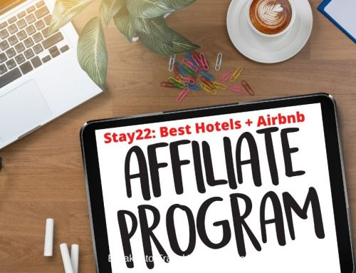 Best Hotels + Airbnb Affiliate Program for Travel Bloggers