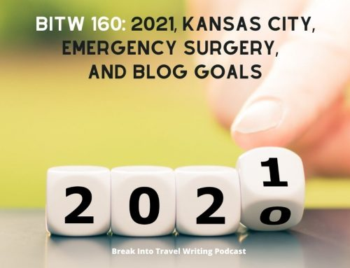 BITW 160: 2021, Emergency Surgery, Kansas City and Blog Goals