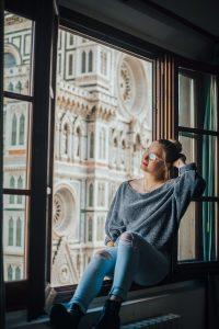 Nicole Rosania blogger