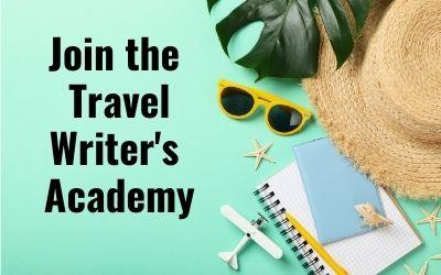 Travel Writers Academy