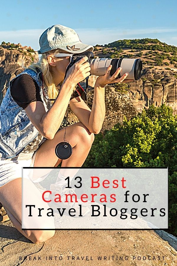 Find the Best Blogging Camera. Best options for Sony, Canon, Nikon, Fuji, Gopro and more. Great mirrorless options for travel bloggers.