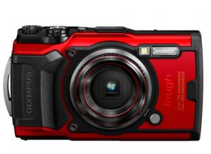 Olympus Tough TG-6 Compact Camera