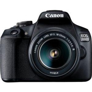 Canon EOS 2000D / Rebel T7 DSLR Camera