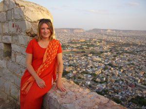 Mariellen Ward, Travel writer