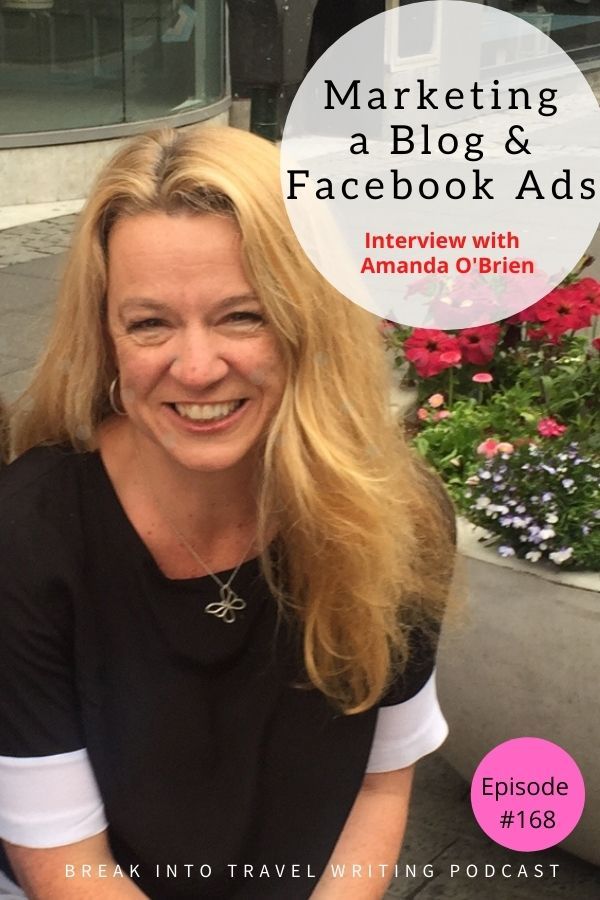 This podcast shares an awesome 5 Point Checklist for Marketing a Blog. We chat about how to use paid advertising, especially Facebook ads, as a blogger to grow site traffic and followers at a low cost. We also dive into how to create and use Facebook groups to drive traffic back to your website and create an audience.