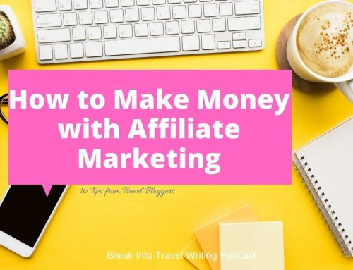 16 Tips How to Make Money with Affiliate Marketing – Episode 175