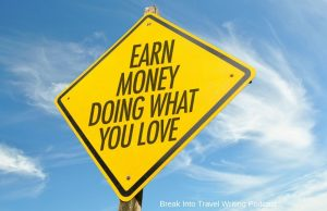 earn money doing what you love