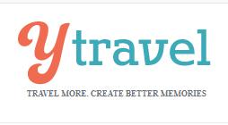 y travel blog logo