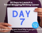 How to Create a Keyword Library – Day 7 Launch a Travel Blogging Career