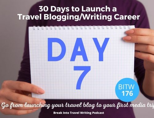 How to Create a Keyword Library – Day 7 Launch a Travel Blogging Career – Episode 176