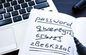 Where to Organize Passwords