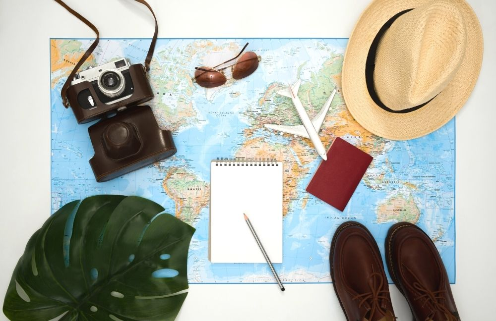 travel writers get to travel the world